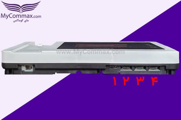 تنظیمات آیفون تصویری کوماکس 43n
